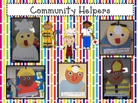 1000+ images about Community Workers on Pinterest | Community helpers ...