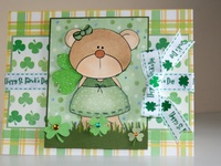 Papercrafts and cards-St. Patrick's Day