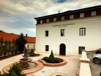 Andrassy Rezidencia Wine & Spa / Andrássy Rezidencia Wine & Spa, an exceptional combination of a wellness hotel, is situated in Tarcal, right, in the heart of the historical wine growing region Tokaj-Hegyalja.