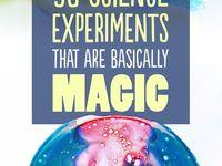 Experiments / Kids / Crafts