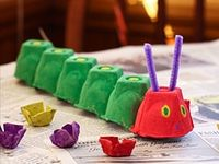 Eric Carle - Inspired Activities!