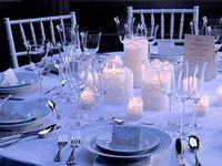 table decorations/centerpieces