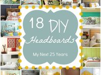 My Next 25 Years' decorating ideas and projects
