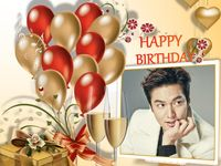 LMH - Birthday Card Event ( 22nd June,2015 ) / Pin created by Linda Lim