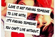 Love / Quotes
