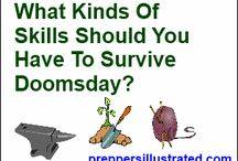 SHTF: Crafts & Skills / Crafts, skills & knowledge to help build self sufficiency. / by Sherry Nix