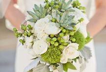 Brilliant Bouquets / by ONEHOPE Weddings