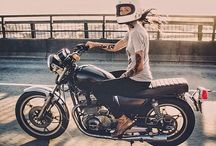 ¥ motorcycle ¥