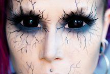 make up; hairstyles & nails