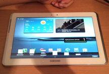 Tablet SAMSUNG Galaxy 2 10. 1 blanca.