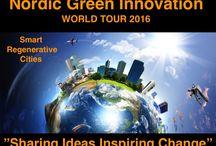 NORDIC GREEN INNOVATION WORLD TOUR 2016
