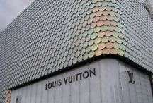 architecture - inspirational cladding