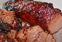 BBQ pork fillet