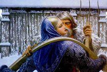 Константин Васильев художник 20 века