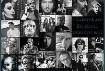 En abril músicas mil / ¿Te has preguntado alguna vez cuáles son los escritores favoritos que acompañan e inspiran a los músicos en su proceso creativo?