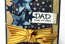 Scrapbooking Father's day