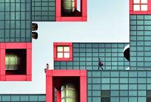 Architektur / Bilder von Städten, Gebäuden und Straßen - Alle verfügbar als Kunstdruck auf KUNSTKOPIE.DE