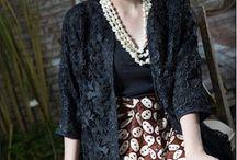 Kebaya.. Kimono and..