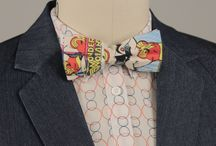 Super Hero Series / Ready all you super hero fans?  Here's a bowtie for you!