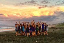 200 Hr Yoga Training @ The Goddess Garden / Experience Marianne Wells Yoga School where the Costa Rican jungle meets the Caribbean Sea