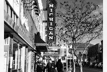 Michigan plus Movies / by Christine Lux