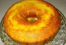 Receitas de bolo fácil e gostosas