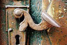 kliky ,zámky, klíče