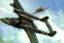 WWII Aircraft and Weapons