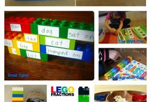 Learning with Legos / by Holland Harris