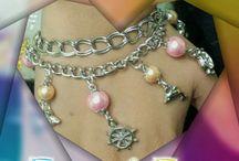 Bijouterie / Collares, pulseras,gargantillas, tobilleras, llaveros y mas!  Consulta el precio!