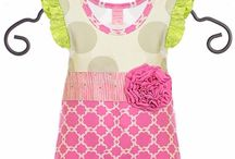 Giggle Moon Lilly of the Valley / by LaBella Flora Children's Boutique