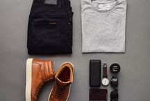Clothing & accessories for men / This boards contains all kinds of men's apparel I like