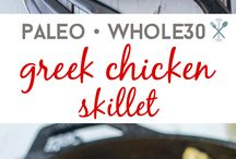 Recipes // Whole 30