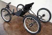 Trikes / by Jimmy Huie