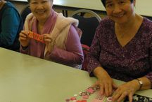 Parnell Senior Center arts and Crafts event  / Some of our great staff decided to pay Parnell Senior Center another visit for a new arts and Crafts Event.  It was an afternoon filled with joy and laughter.   / by A-1 Home Care, A-1 Domestic Professional Services