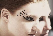 Pintando a cara
