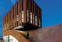 extraordinary brick architecture