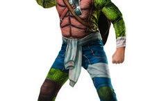 Teenage Mutant Ninja Turtles / New costumes 2014