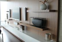 Modern TV Walls