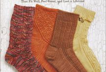 Knitting Books / by Alicia Juliann