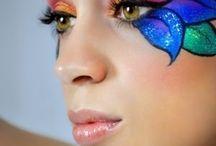 make up artístico