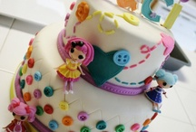 Lalaloopsy Cakes