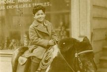 Where It All Began! / The Sanchez Family (circa 1926)