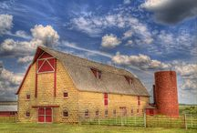 BARNS / I love Barns. Especially old ones.  / by Nicky Dou