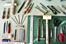 Maker Spaces / Where the beautiful handmade products are created