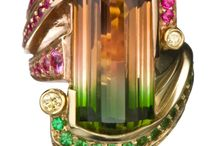 Tourmaline / Tourmaline Rings & Jewelry
