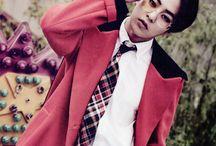 KIM MIN SEOK / Xiumin EXO, EXO older brother, cute as always