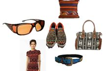 """Tribal  / Tribal patterns, colors and textures are hot this season. And nothing compliments the outdoors better than a quality pair of Haven """"fits over"""" sunglasses. Premium sunglasses designed to be worn over your prescription glasses. No need for expensive prescription sunglasses. www.havenfitsoversunwear.com"""