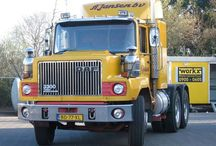 Legendary & Oldtime DAF Trucks NT-series model 2800/3300 / An Old glory of the Road Transports.Back in her time,she was a real Queen of the Road,making her in nowdays,a real legend of the World Road Transports.