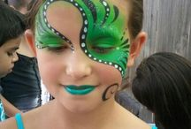 "Facepainting - princess masks, ""fireworks, Pirates etc etc / Facepaint - princess masks, ""fireworks"